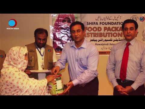 Food Distribution Activity at RCCI