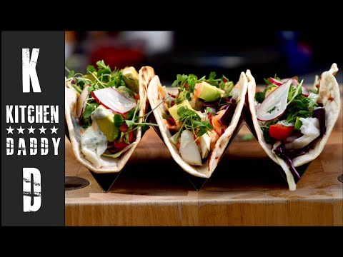 Awesome Fish Tacos | Kitchen Daddy