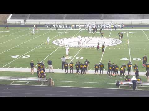 Eddie White Academy vs Rex Mill Middle School - Championship game 14-6
