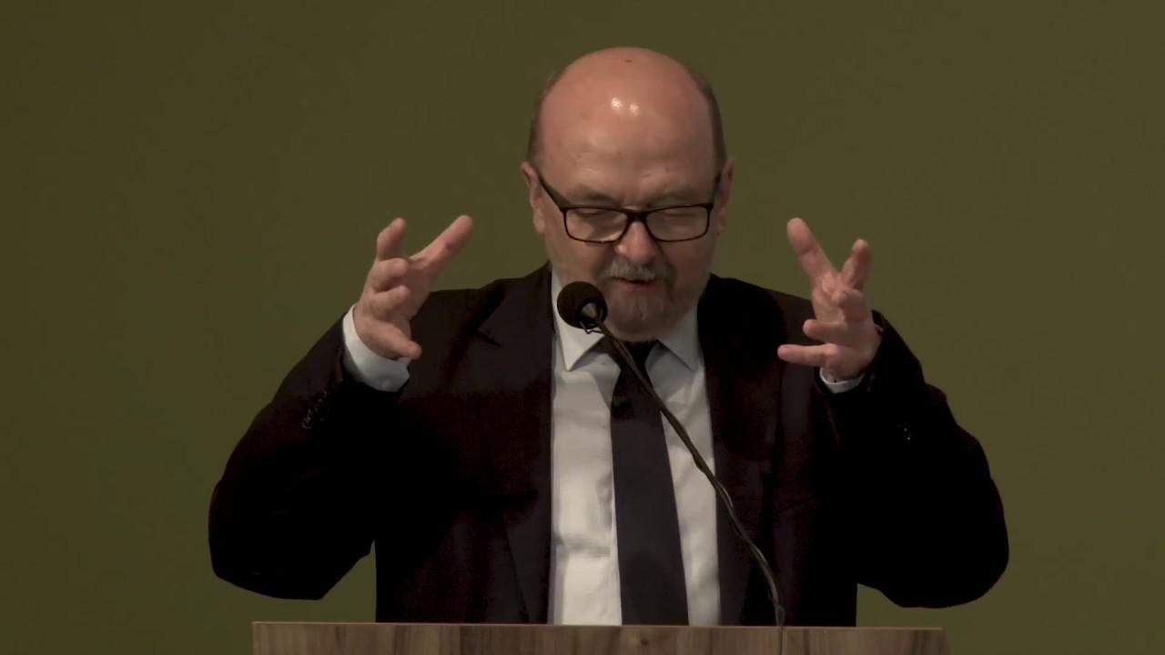 Prof. Ryszard Legutko: Europejski spór o naturę ludzką