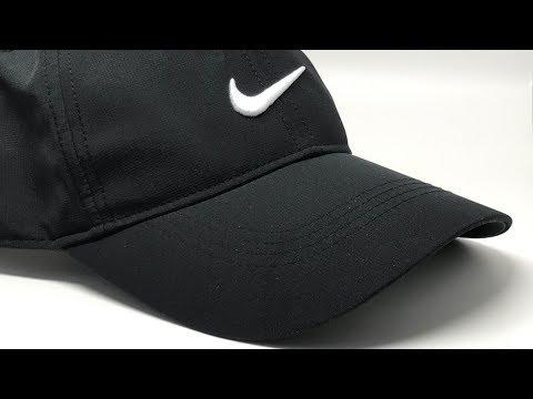 Nike Mens Golf Legacy91 Tech Adjustable Cap Black【4K】