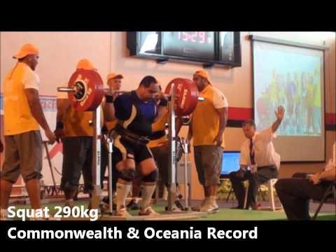 Danny Nemani - 2011 Pacific Games, Noumea, New Caledonia