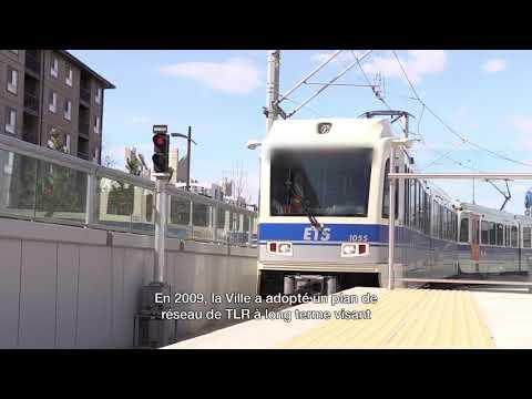 Centre LRT Study - Connecting Edmonton (French Subtitles)