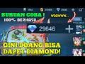SUDAH BERKALI KALI BERHASIL DAPET DIAMOND GRATIS! CARA MENDAPATKAN DIAMOND GRATIS MOBILE LEGEND 2021
