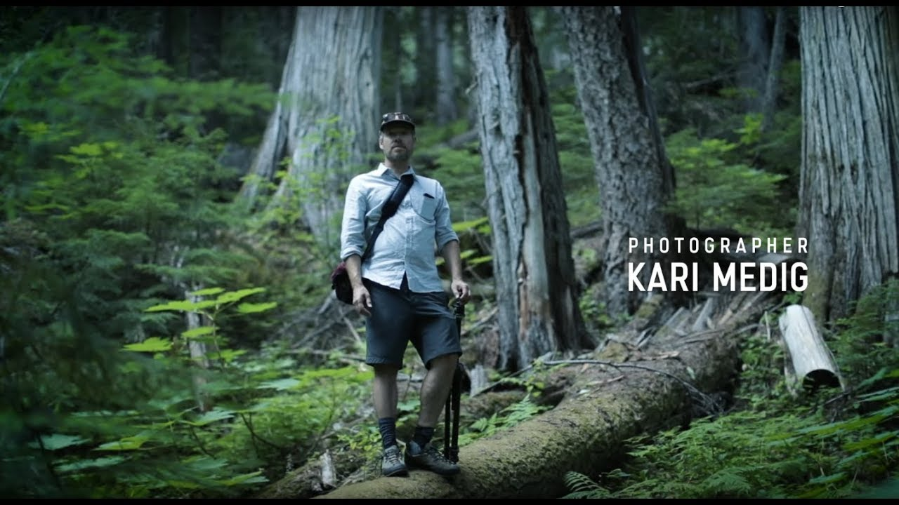 Paradise Winter magazine : Kari Medig Interview | The North Face