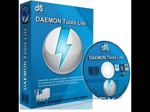Daemon Tools (Демон тулс) скачать бесплатно 2019