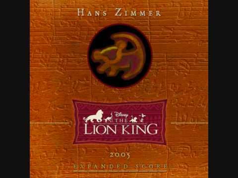 The Lion King Complete Score 05 The Elephant Graveyard