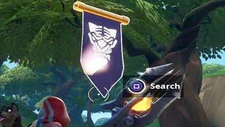 WEEK 6 SEASON 8 SECRET BANNER LOCATION - Fortnite Find the Secret Banner in Loading Screen 6