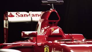 Ferrari SF-15T launch