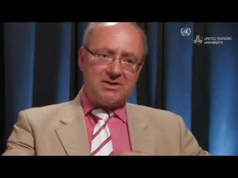 Gwyn Prins on climate change 2008