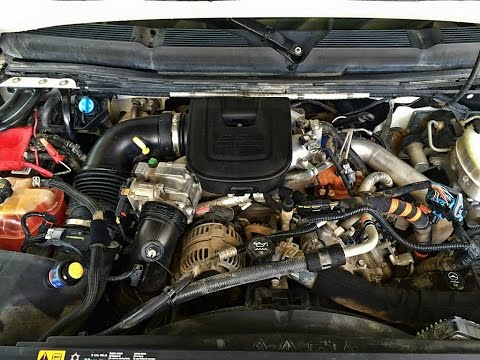 Detailing A Duramax    Engine     YouTube