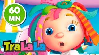 60 min Rosie și prietenii ei (Ep. 19-24) - Desene animate dublate în limba română | Tralala