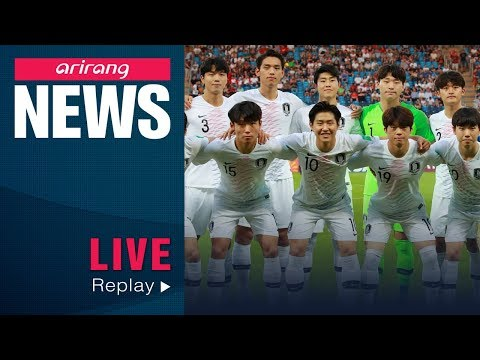 [LIVE/NEWS]  S. Korea advances to first U-20 World Cup final with 1-0 win over Ecuador - 2019.06.12