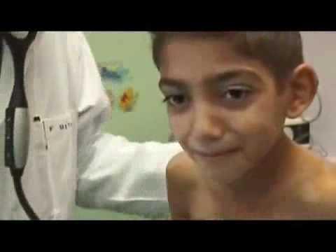 Examen médical video porno