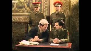 Blackadder Goes Forth - clever clever