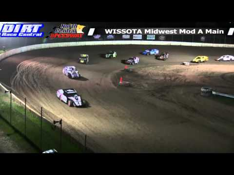North Central Speedway 5 17 14 WISSOTA Midwest Modified Races