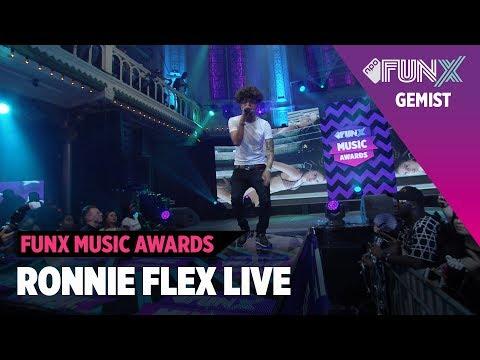 RONNIE FLEX (LIVE) | FUNX MUSIC AWARDS 2018