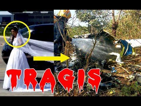 MEN6ERIKAN!! DETIK-DETIK PENGANTIN JATUH DARI HELIKOPTER - Bride killed helicopter crash Mp3
