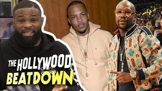 Tyron Woodley Says T.I.'s Floyd Diss Track Is Weak   The Hollywood Beatdown