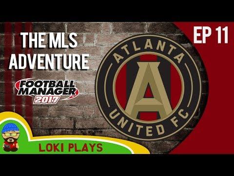 ⚽ FM17 - The MLS Adventure - Atlanta United FC - EP11 - New York - Football Manager 2017 1