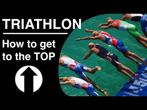How to get to the top of Triathlon (ITU)
