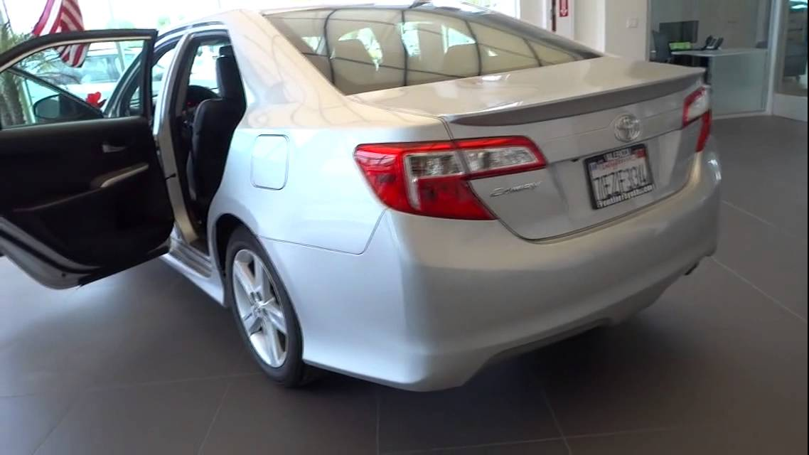 2014 Toyota Camry - YouTube