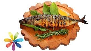 Рыбный пикник: скумбрия на мангале, картошка по-селянски - Лучшие советы «Все буде добре»