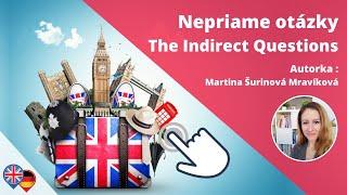 #4 Angličtina - Nepriame otázky