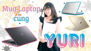 Cùng Yuri: Khám phá Top 4 laptop mỏng nhẹ đáng mua tại FPT Shop