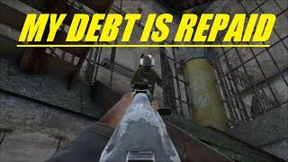 """My Debt Is Repaid."" - DayZ Standalone Adventure"
