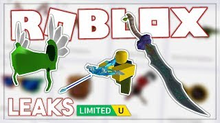 ROBLOX PRESIDENTS DAY SALE 2019 LEAKS (NEW VALK!) | LEAKS & PREDICTIONS