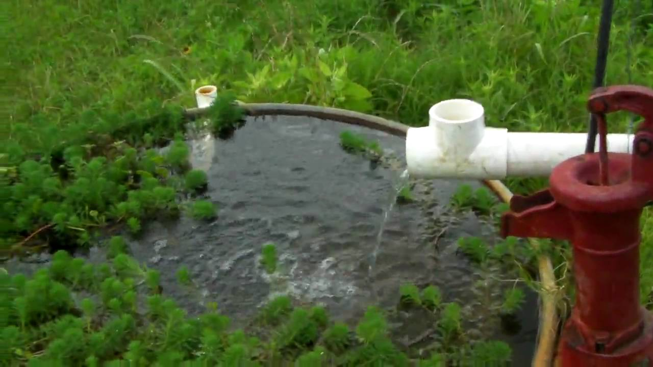 Air Lift Water Well Pump In Elgin Texas Part 2