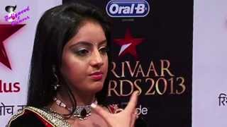Red Carpet of Star Parivaar Awards 2013 Part 1
