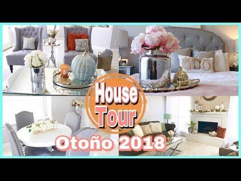 HOUSE TOUR ♥ EDICION OTOÑO 2018  aurora elizondo