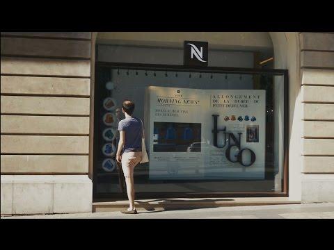 Nespresso Flagship Boutique Experience