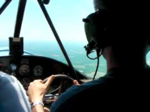 Elliot First Flight Beechcraft Staggerwing