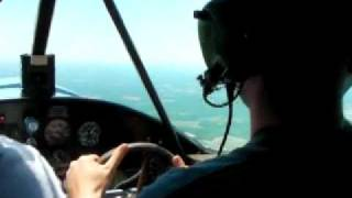 Elliot First Flight Beechcraft Staggerwing