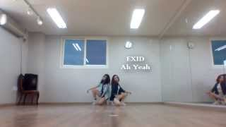 [Project DoubleB]EXID - AHYAEH 이엑스아이디 아예 안무영상