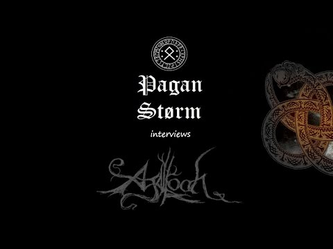 Pagan Storm interviews Agalloch @ Circolo Colony, Brescia, 01/08/2015