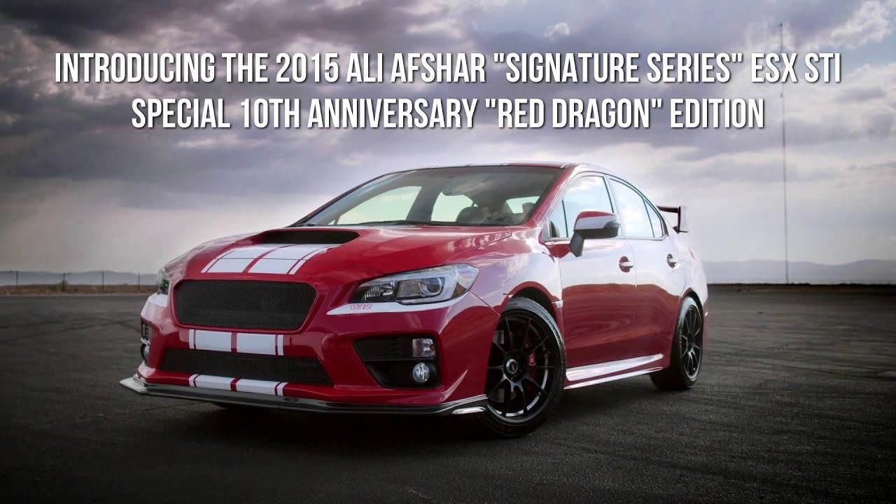 2015 Subaru Esx Sti Commercial V8 Youtube