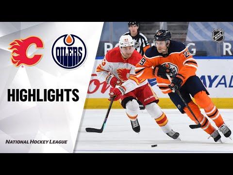 Flames @ Oilers