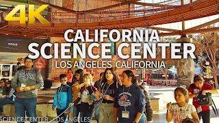 LOS ANGELES - California Science Center, Los Angeles, California, USA, Travel, 4K UHD
