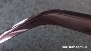 Ветровики на ВАЗ ANV air (дефлекторы окон)