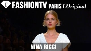 Nina Ricci Spring/Summer 2015 FIRST LOOK | Paris Fashion Week | FashionTV