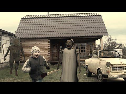 Granny In Real Life - НОВАЯ БАБКА ГРЕННИ В РЕАЛЬНОЙ ЖИЗНИ
