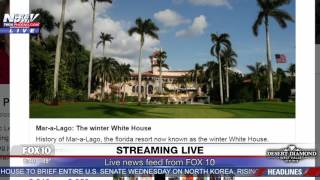 WATCH: Mar-a-Lago Controversy? State Department Promotes President Trump's Winter White House (FNN)