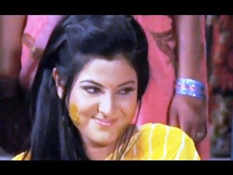 Gore Dehiya Pe Sohe Piyariya [ Bhojpuri Video Song ] Hawa Mein Udta Jaye Mera Lal Dupatta Malmal Ka