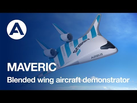 "MAVERIC, a ""blended wing body"" scale model technological demonstrator"
