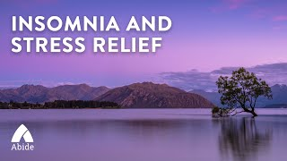 Black Screen for Insomnia & Stress Relief: Relaxing Sleep Music, De...