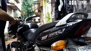 Pulsar 150 Handle Modification